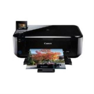 Product image of Canon PIXMA MG4150 is a compact, stylish All-in-one with Auto Duplex Print & Wi-Fi. It offers fast & efficient print, copy, scan*