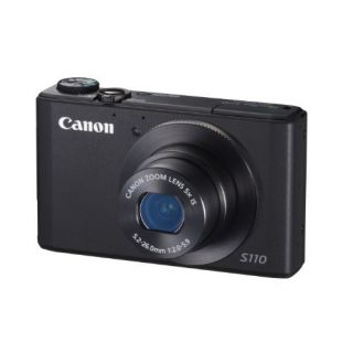Product image of Canon PowerShot S120 (12.1MP) F1.8 Zoom Lens Wifi Digital Compact Camera