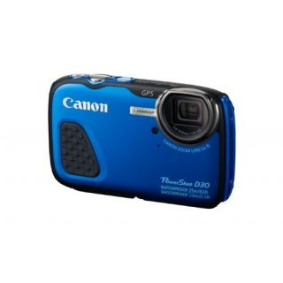 Product image of Canon PowerShot D20 Waterproof Digital Camera 12.1MP 5x Optical Zoom 3 inch LCD