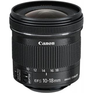 Product image of Canon EF-S 10-18mm  IS STM Wide-Angle Zoom Lens