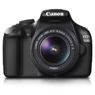 Product image of Canon EOS 1100D (12MP) Digital SLR Camera 2.7 inch LCD Monitor (Black) Body Only