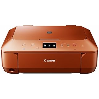 Product image of Canon PIXMA MG6650 (A4) Inkjet Photo Printers (Print/Copy/Scan) Orange WiFi