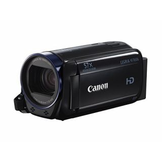 Product image of Canon LEGRIA HF R606 (3.28MP) HD Camcorders 57x Advanced Zoom (3.0 inch) Touch Screen (Black)