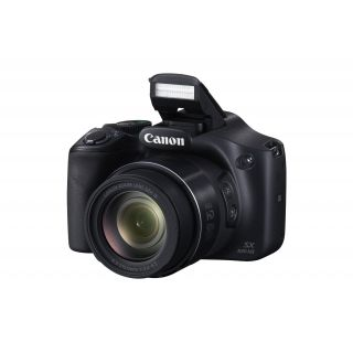 Product image of Canon PowerShot SX530 HS Digital Camera 16MP 50x Optical Zoom with 3.0 inch LCD Monitor (Black)