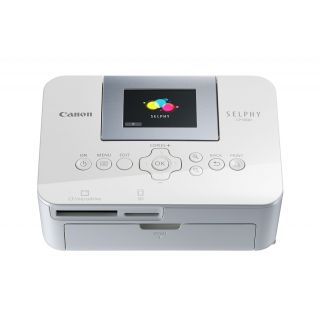Product image of [Ex-Demo] Canon SELPHY CP1000 Compact Photo Printer 2.7 inch Screen (White) (Opened / Scratches On Unit)