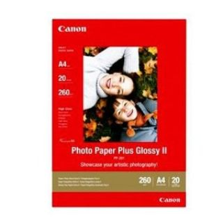 Product image of Canon PP-201 A4 Photo Paper (20 Sheets)