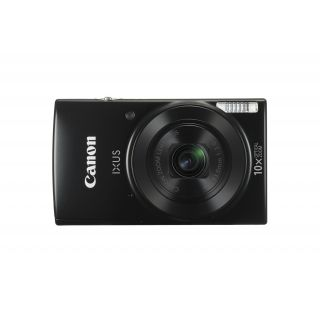 Product image of Canon IXUS 180 (20 MP) Compact Digital Cameras 10x Optical Zoom (2.7 inch) LCD Black
