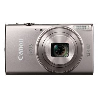 Product image of Canon IXUS 285 HS (3.0 inch Screen) Compact Digital Camera 12x Optical Zoom Wifi (Silver)