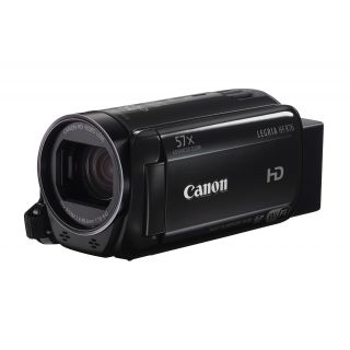 Product image of Canon LEGRIA HF R76 HD Camcorders 32x Optical Zoom 3 inch LCD (Black)