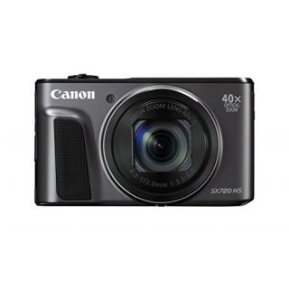 Product image of CANON - DSC CAMERA POWERSHOT SX720 HS 25MM 40XZOOM 20.3MP 3IN BLACK IN