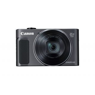 Product image of CANON - DSC CAMERA POWERSHOT SX620 HS 25MM 25XZOOM 20.2MP 3IN BLACK IN