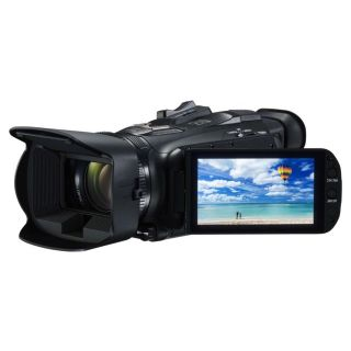 Product image of Canon LEGRIA HF G40 (3.09MP) HD Camcorder 20x Optical 400x Digital Zoom 3.5 inch LCD (Black)