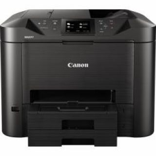 Product image of Canon MAXIFY MB5455 (A4) Colour Inkjet Multifunction Printer (Print/Copy/Scan/Fax) 8.8cm Colour Touch Screen 24 ipm (Mono) 15.5 ipm (Colour) 30,000 (MDC)