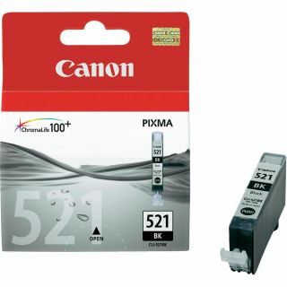 Product image of Canon CLI-521BK (Black) Ink Cartridge
