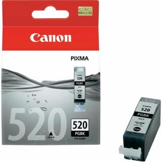 Product image of Canon PGI-520 (Black) Ink Cartridge (Yield 324 Pages)