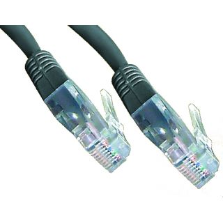 Product image of V7 (5.0m) CAT5e Cable RJ45 UTP Unshielded (Dark Grey)