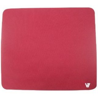 Product image of V7 (23 x 20cm) Mouse Pad (Red)