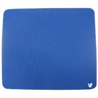 Product image of V7 (23 x 20cm) Mouse Pad (Blue)