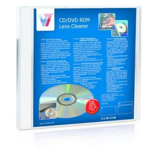 Product image of V7 - CLEANING V7 CD DVD LENS CLEANER .