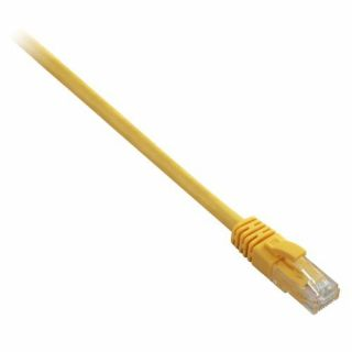 Product image of V7 (1m) CAT5E Patch Cable UTP (Unshielded) - Yellow