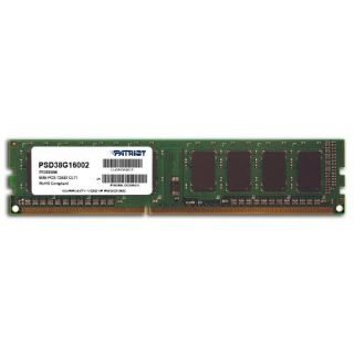 Product image of Patriot PSD38G16002 Patriot SO DIMM 1600 MHZ 8GB