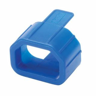 Product image of Tripp Lite Plug-lock Inserts (Keep C14 Power Cords Solidly Connected To C13 Outlets) Blue (Pack 100)