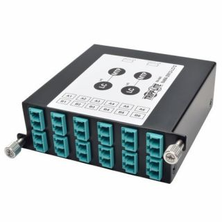 Product image of Tripp Lite 12 Port 40GB to 10GB Breakout Cassette