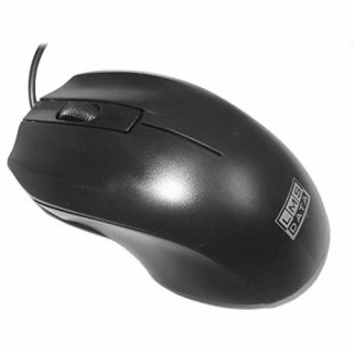 Product image of LMS Data LMK-609 USB Optical Mouse Black