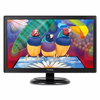Product image of ViewSonic VA2465Smh (24 inch) LED Monitor 3000:1 250cd/m2 1920 x 1080 6.5ms (Black)