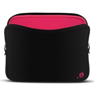 Product image of be.ez La robe Black Addict Notebook Sleeve (Black/Raspberry) for 15 inch MacBook