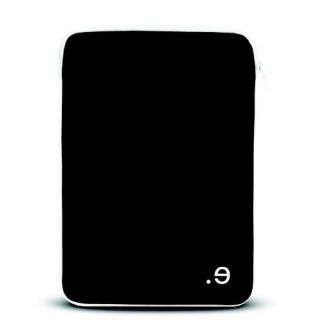 Product image of be.ez LA robe Classic Sleeve (Black/White) for 11 inch MacBook Pro