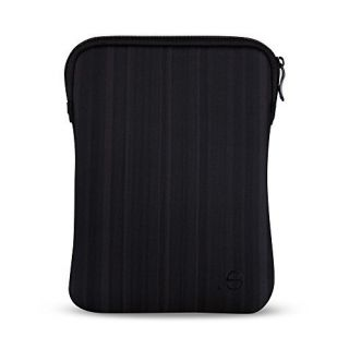 Product image of BE EZ Be.ez LArobe Allure - Protective sleeve for tablet - jersey - black - for Apple iPad Air