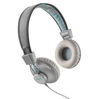 Product image of [Ex-Demo] The House of Marley Positive Vibration On-Ear Headphones (Mist) (Opened / Item as new)