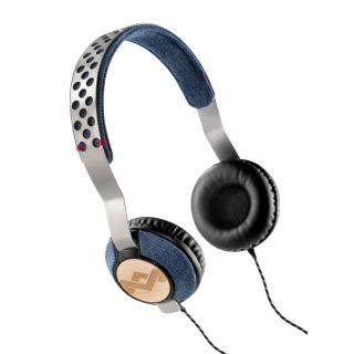 Product image of The House Of Marley Liberate Headphones (Denim)