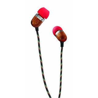 Product image of HOMEDICS House of Marley Jammin' Collection Smile Jamaica - Headphones - in-ear - Fire