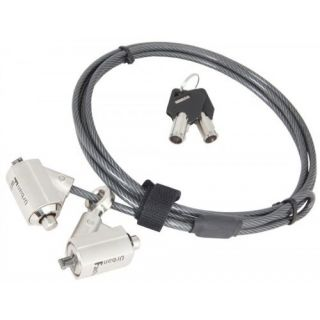 Product image of Urban Factory Anti-Theft Security Cable with 2 Locks