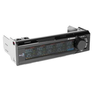 Product image of Aero Cool EN55529 AeroCool X-Vision 5-Channel LCD Fan Controller
