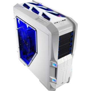 Product image of Aero Cool EN52179 Aerocool GT-S White Edition Big-Tower - White / Blue