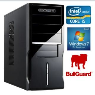 Product image of SPIREPC I54440W7P45-3 Spire PC ATX I5-4440 4GB 500GB Logitech KB & Mouse Card Reader Bullguard W7 Pro 64-bit