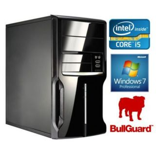 Product image of SPIREPC I54460W7P45-1 Spire PC, Micro ATX, I5-4460, 4GB, 500GB, KB & Mouse, Card Reader, Bullguard, W7 Pro 64-bit