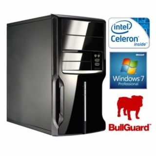 Product image of SPIREPC G1840W7P45-1 Spire PC Micro ATX G1840 4GB 500GB KB & Mouse Bullguard W7 Pro 64-bit