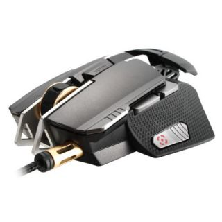 Product image of COUGAR 700M BLACK Cougar 700M Gaming Mouse, 8200 dpi, Adjustable & Programmable, Multi-Colour LEDs, Retail