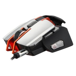 Product image of COUGAR 700M SILVER Cougar 700M Gaming Mouse, 8200 dpi, Adjustable & Programmable, LEDs, Gaming Features, Silver, Retail