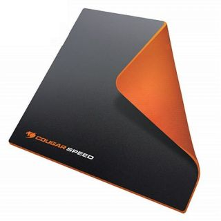 Product image of COUGAR SPEED-L Cougar Speed Large Mouse Pad, HD Texture Design, Anti-Slip, Gamer Tested, Retail