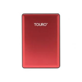 Product image of HGST Touro S (1TB) External Hard Drive 7200rpm USB 3.0 EMEA (Red)