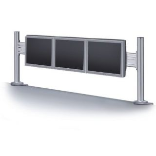 Product image of NewStar Desk Toolbar fand 3 screens 43 x 100 cm