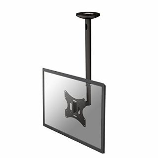 Product image of NewStar FPMA-C060BLACK Ceiling Mount for 10 inch to 40 inch Flat Screens