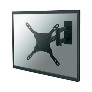 Product image of NewStar NM-W225BLACK Flat Screen Tile and Swivel Wall Mount for 10 inch to 32 inch Flat Screens