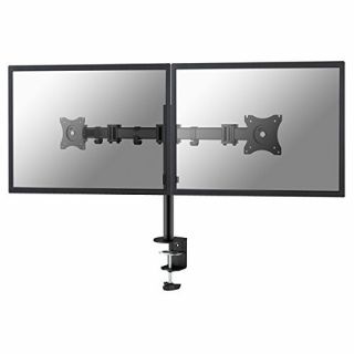 Product image of NewStar NM-D135DBLACK Desk Mount for 10 inch to 27 inch Screens