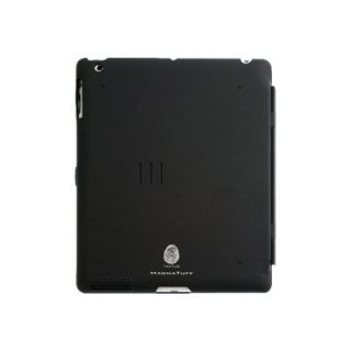 Product image of Tactus MagnaTuff Quantum Schmoov Front and Rear Protective Case (Black) for iPad Air